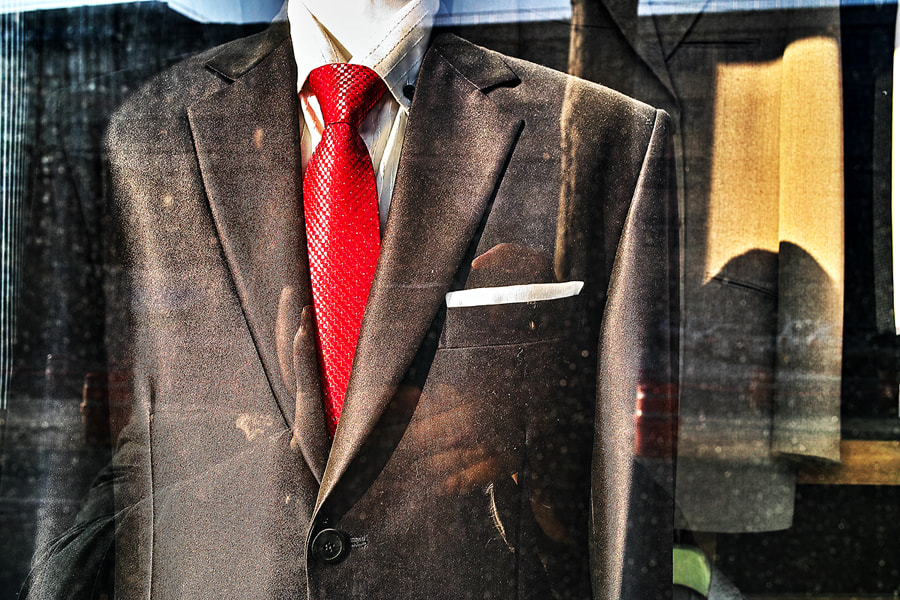 Photograph Old style suit by kitchen cook on 500px