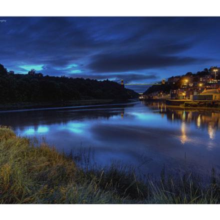 Night Fall over Bristol [UK]