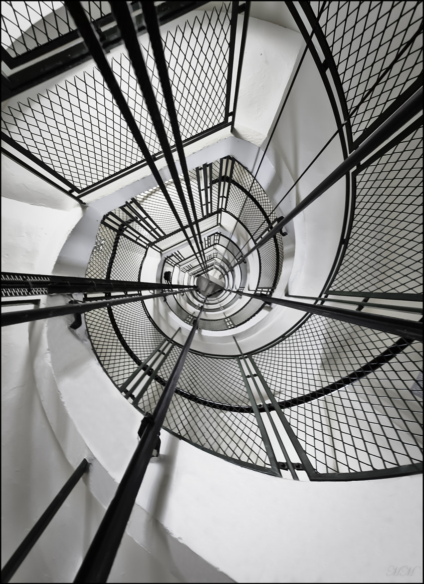 Photograph Stairs by Michael Marchal on 500px