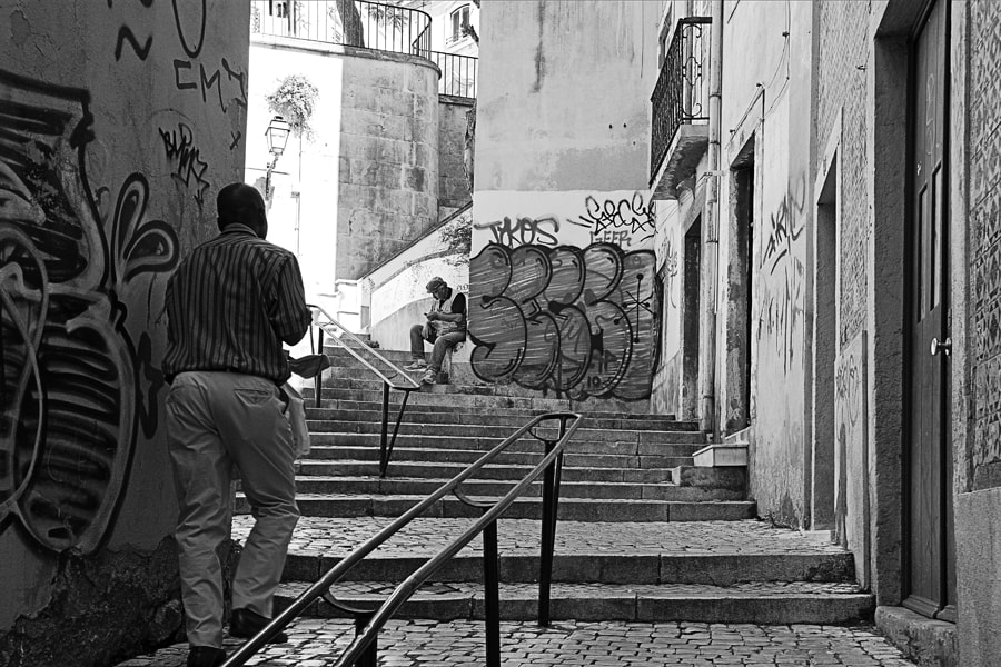 Photograph Lisbon Stories II by Jose Luis Garcez on 500px
