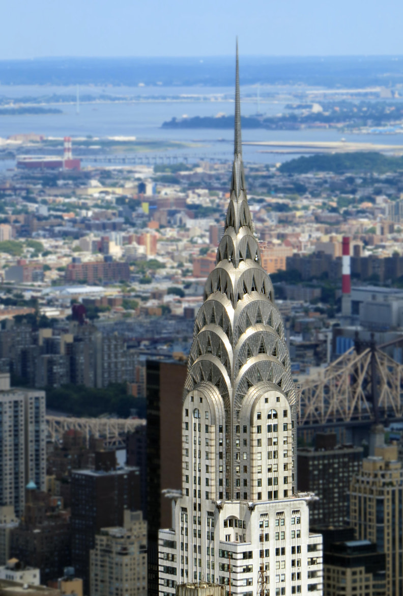 Photograph Shine Like the Chrysler Building by Amy Hoey on 500px