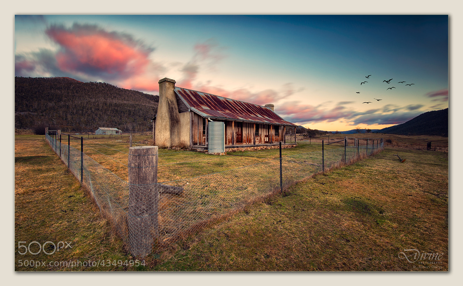 Photograph Orroral Homestead by Jason Pang on 500px