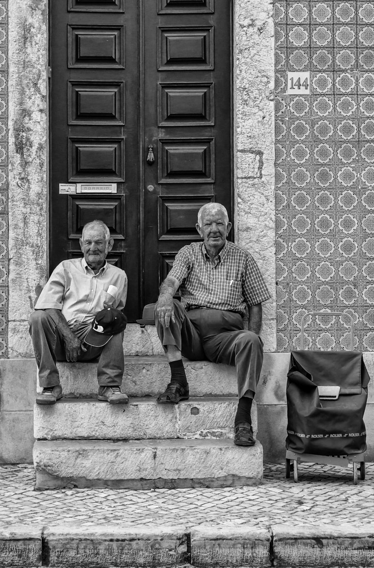 Photograph Old friends by Johnny Bravo on 500px