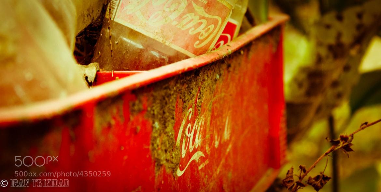 Photograph Coca Cola by Iran  Trinidad on 500px