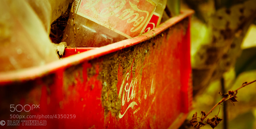 Photograph Coca Cola by Iran  Trinidad on 500px