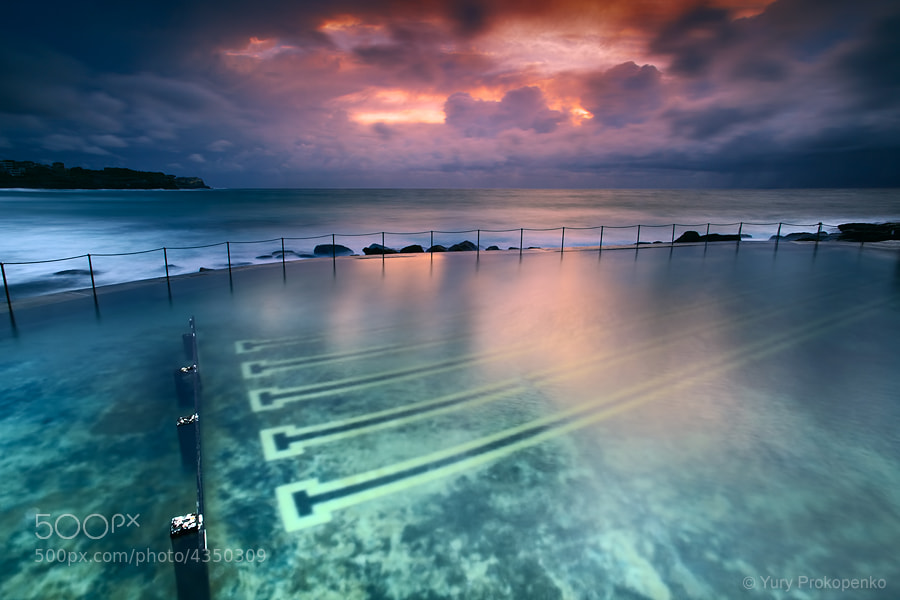Photograph Ocean baths by Yury Prokopenko on 500px