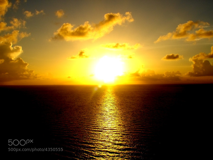 Photograph Miami Sunset by Alex Tostes on 500px