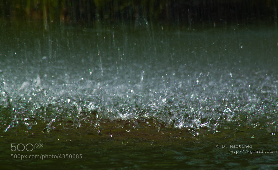 Photograph lluvia artificial by deiby martinez on 500px