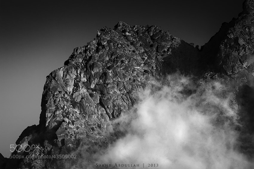 Photograph The Summit by Sakhr Abdullah on 500px
