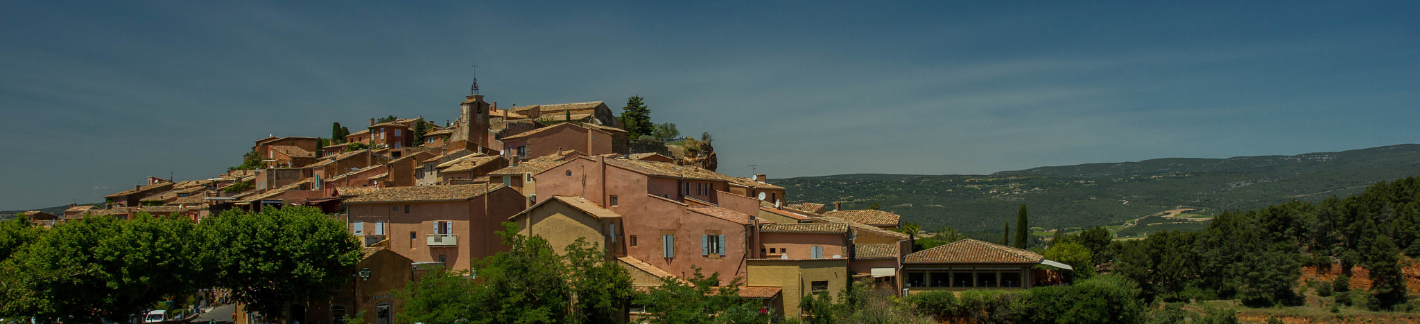 Photograph Roussillon by Christophe Fustinoni on 500px