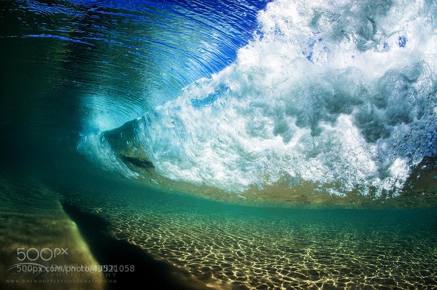 Photograph Turbulent Ocean by Drew Hopper on 500px
