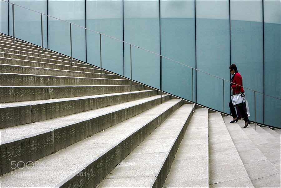 Photograph up-stairs by Gilbert Claes on 500px