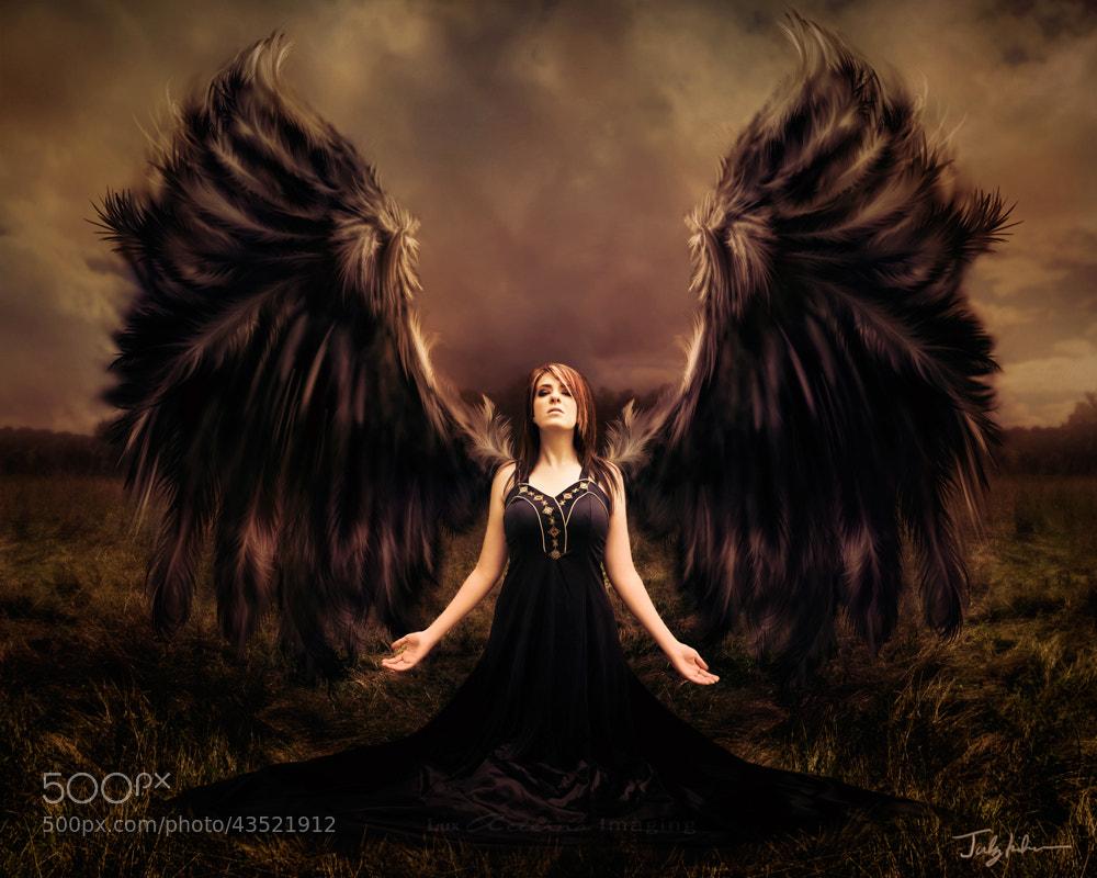 Photograph Dark Divine by Julz Kirschenbaum on 500px