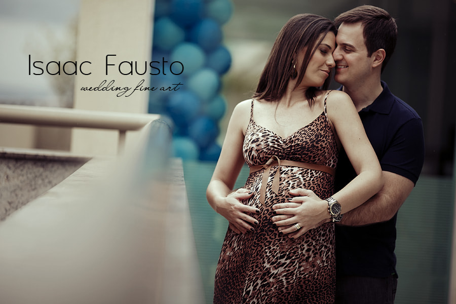 Photograph Aline e Renato by Isaac Fausto on 500px