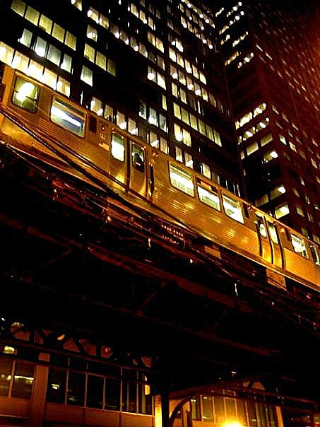 Photograph Chicago Night by KW Lanning on 500px