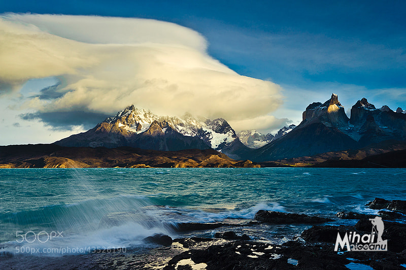 Photograph Cuernos del Paine by Mihai Moiceanu on 500px