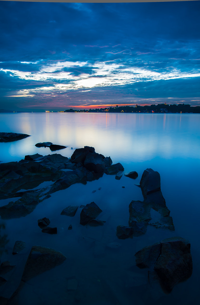 Photograph Rocking Blue by Edward Tian on 500px
