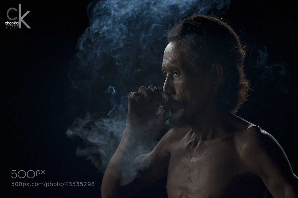 Photograph Charcoal Worker by CK NG on 500px