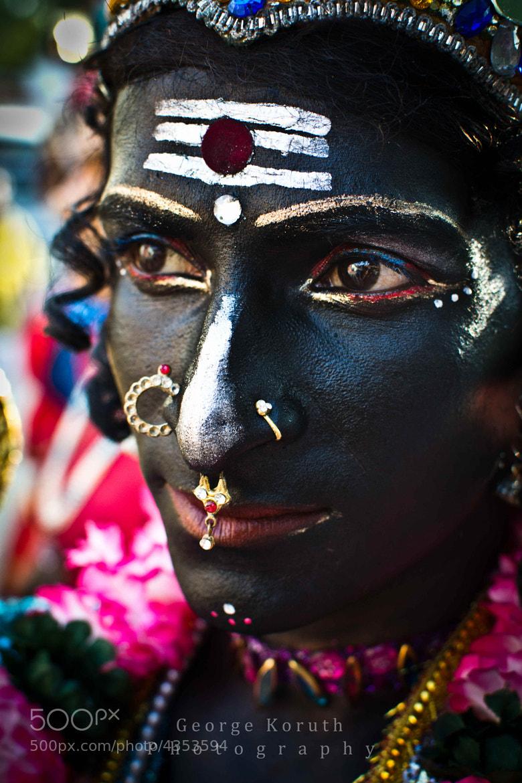 Photograph Black Goddess  by George Koruth - fotobaba on 500px