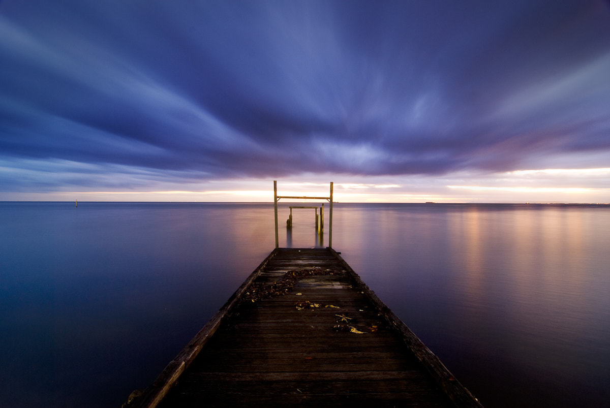 Photograph The old boat ramp by Nathan Kaso on 500px