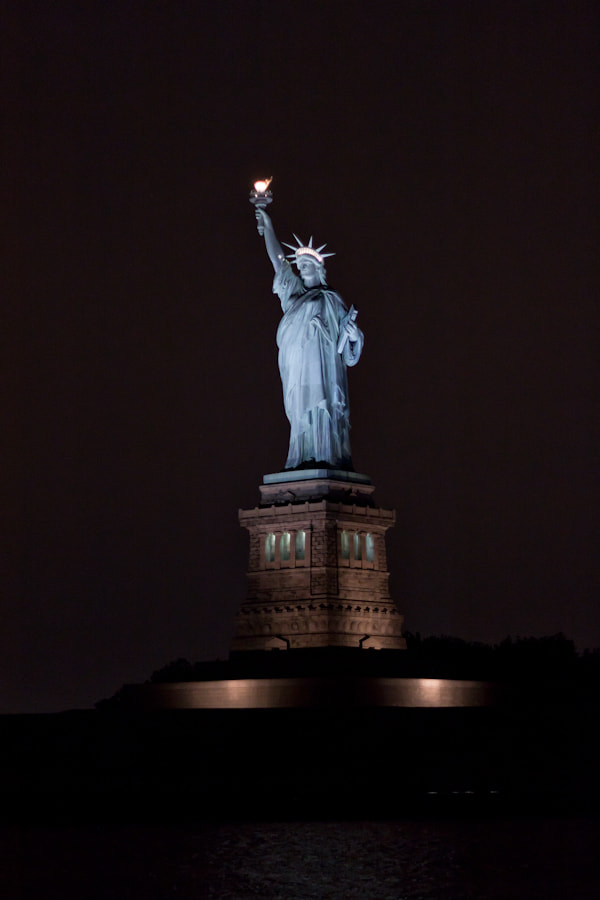 Photograph Lady Liberty by Marco Hofmann on 500px