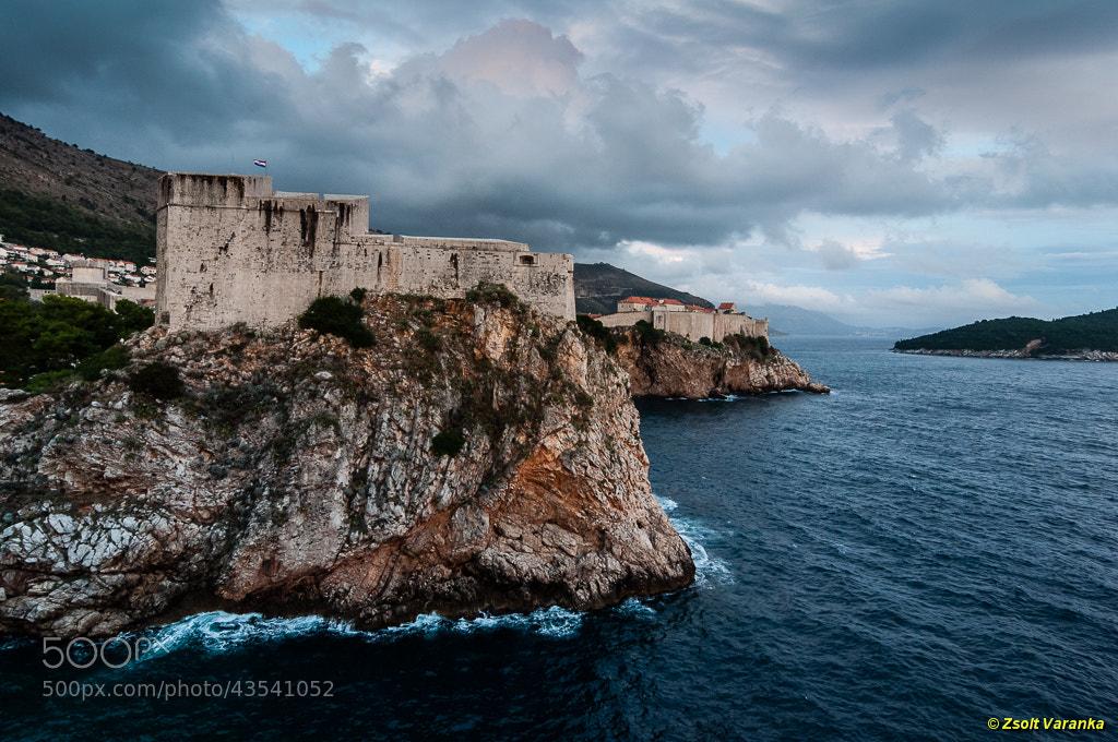 Photograph Fort Lovrijenac, Dubrovnik by Zsolt Varanka on 500px