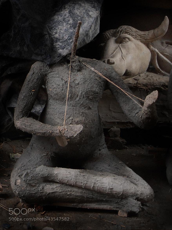 Photograph Inhuman by Partha Sen on 500px
