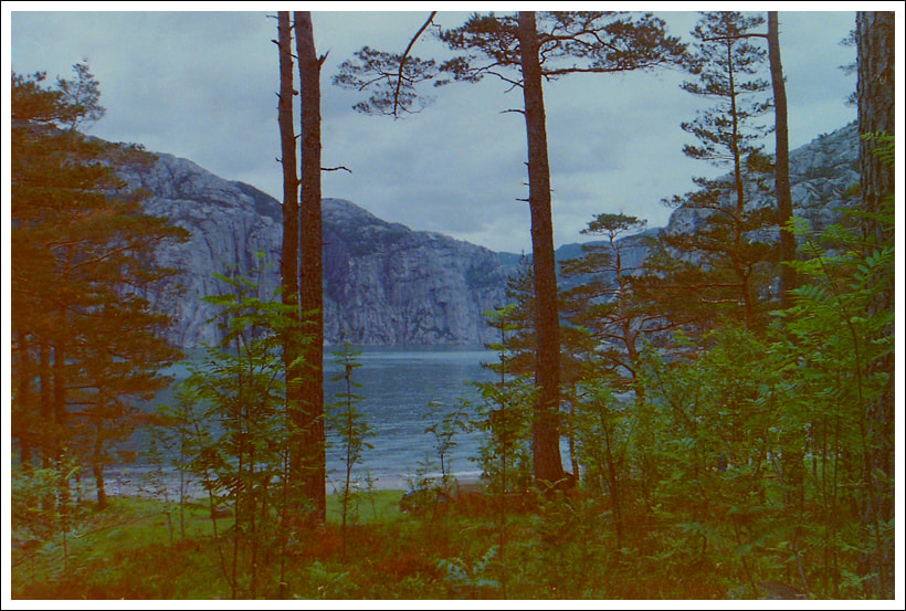 Photograph Lysefjorden by Anne Harestad on 500px