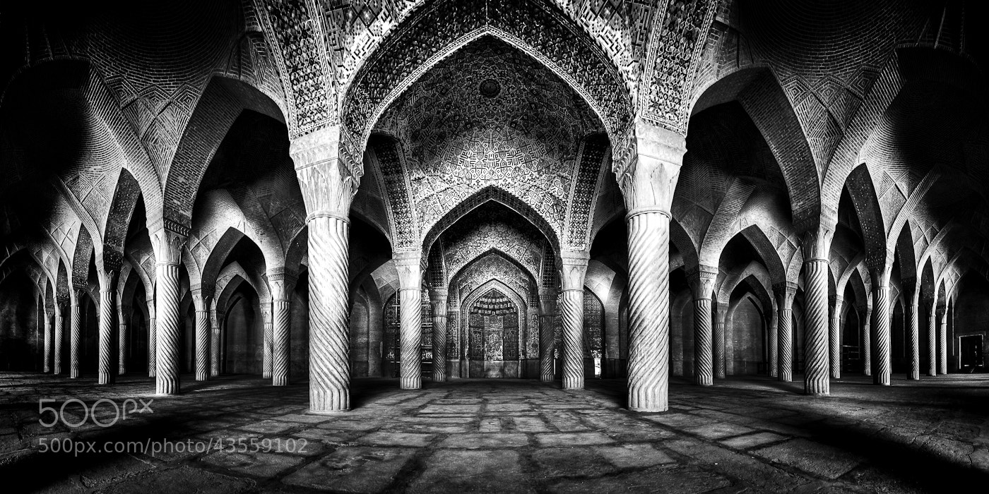 Photograph Vakil Mosque by Mohammad Reza Domiri Ganji on 500px