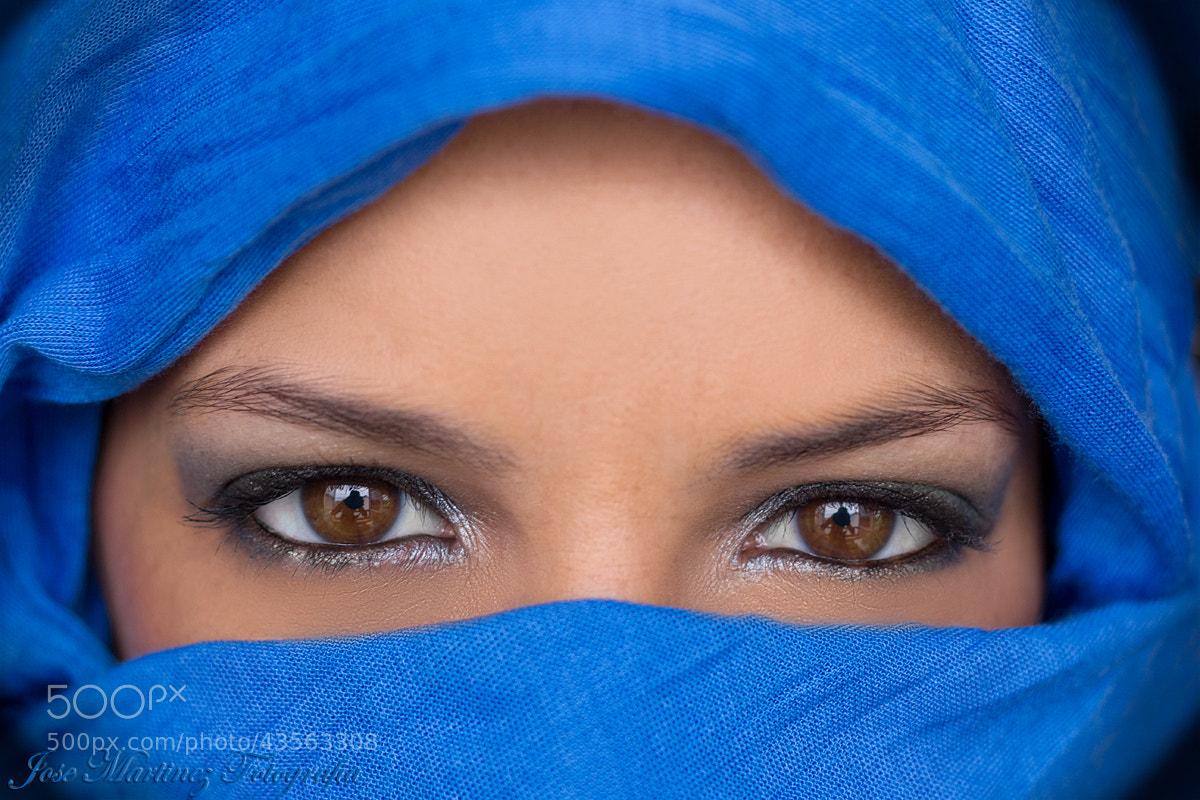 Photograph Eyes Iria by Jose Martinez Fotografia on 500px