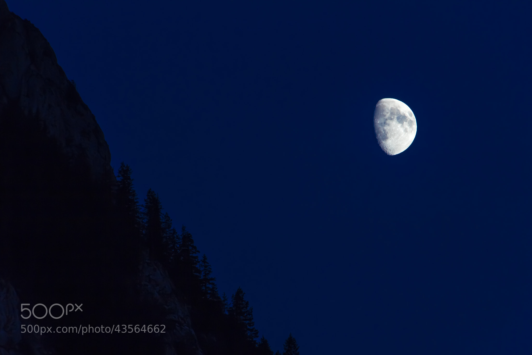 Photograph Moon by Cucu Andrei on 500px