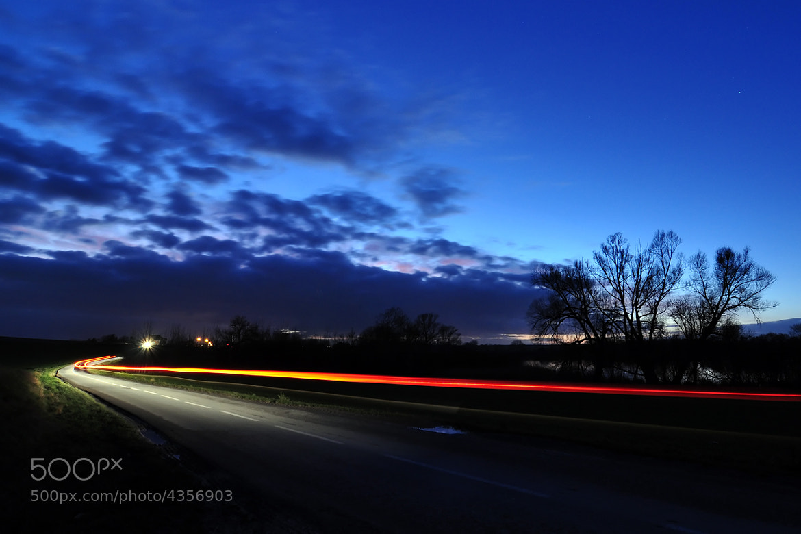 Photograph Car in the night by Jean-Marc MANGIN on 500px