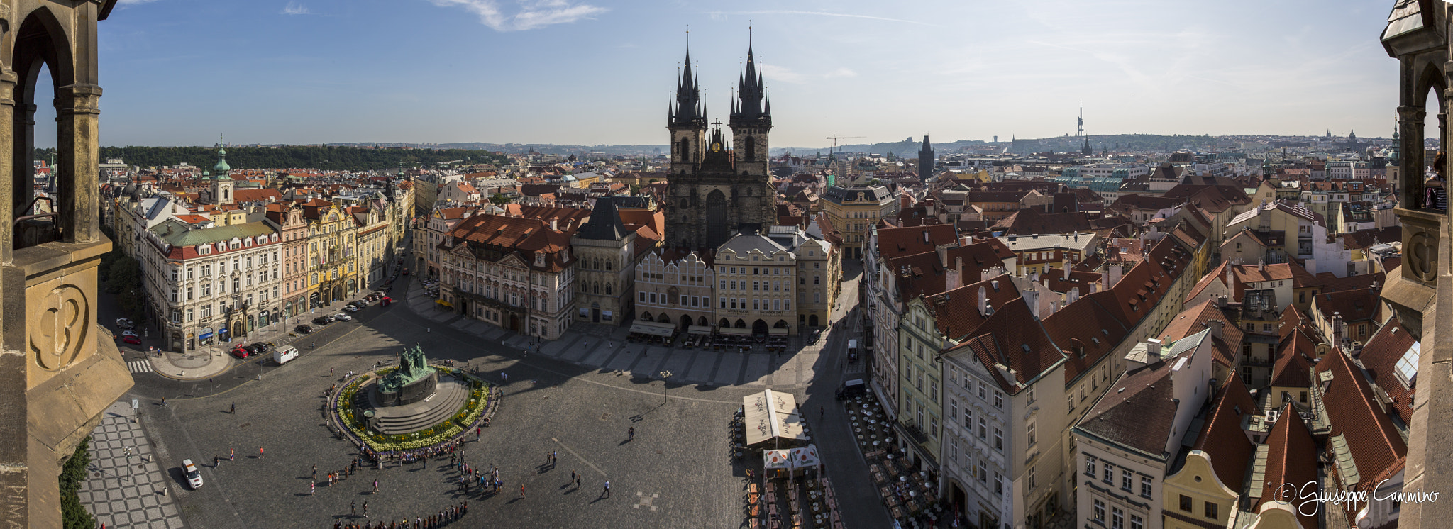 Photograph Prague - View on the old town square by Giuseppe Cammino on 500px