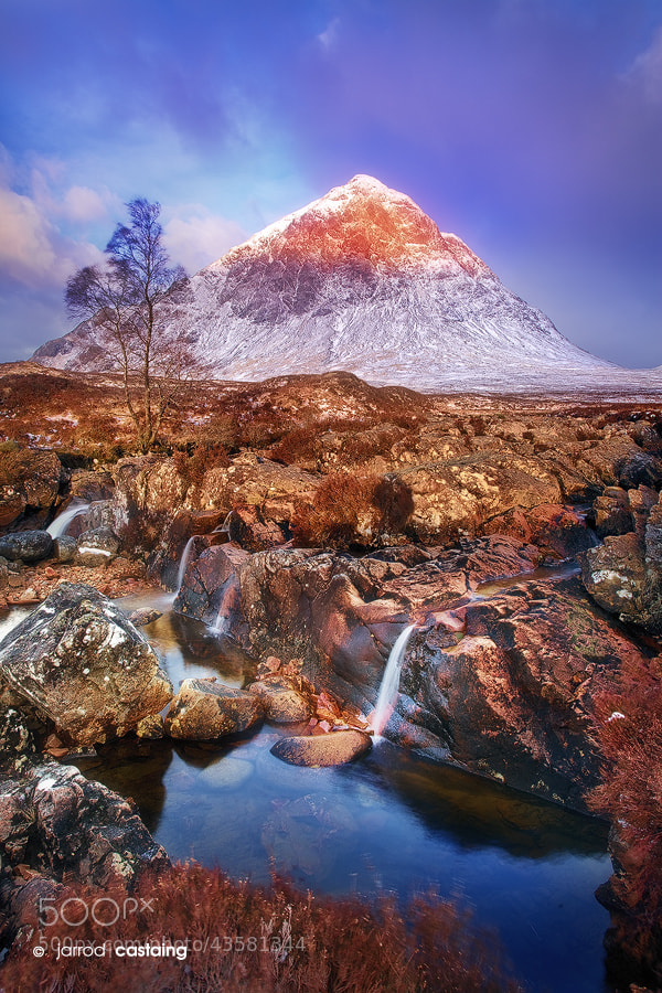 Photograph Buchaille Etive Mor by Jarrod Castaing on 500px