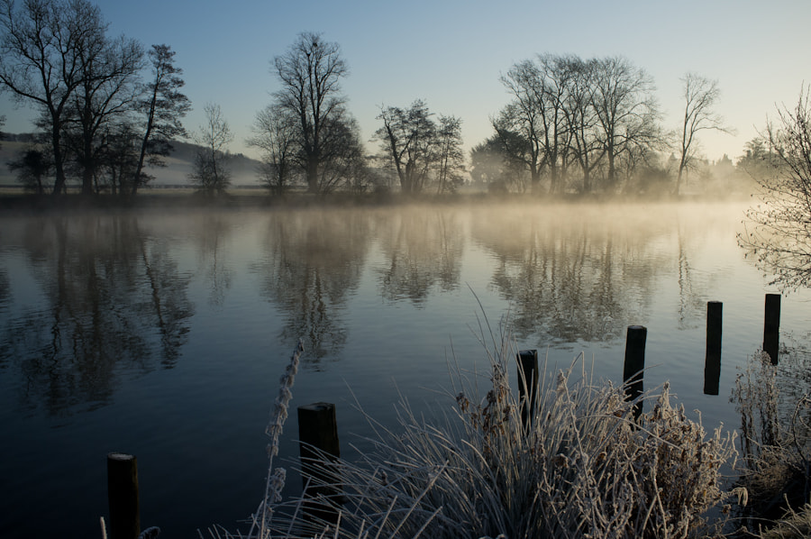 Frosty Thames