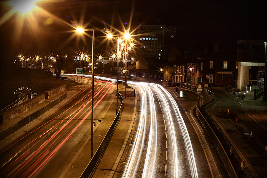 Photograph Carlisle Lights by Hugh Leoidsson on 500px