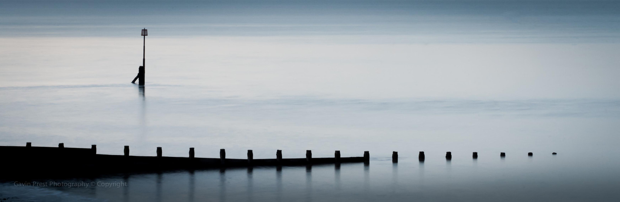 Photograph A peaceful sea at Hornsea by Gavin Prest on 500px