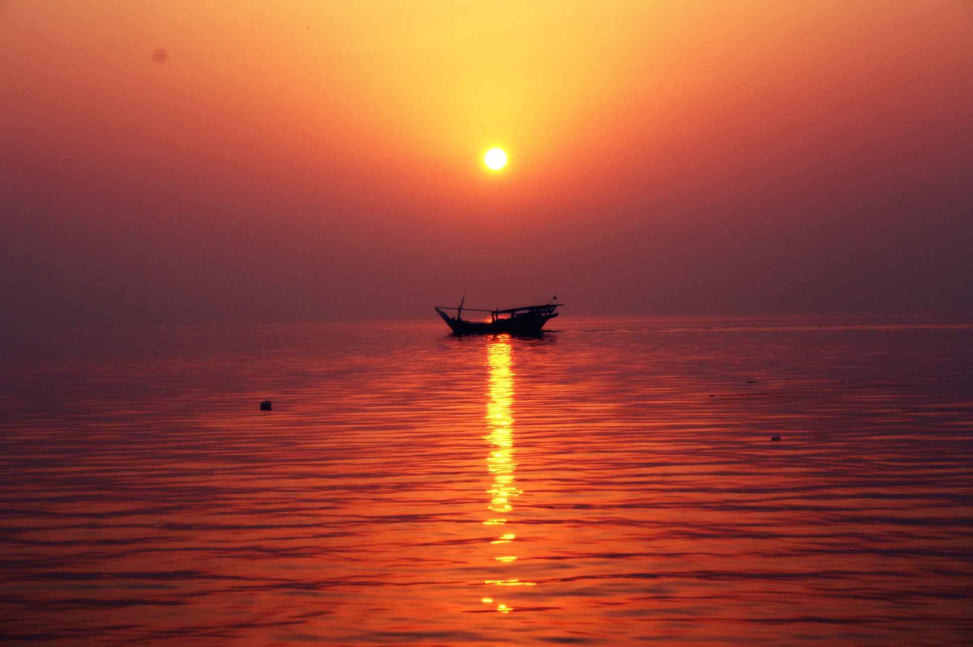 Photograph Morning boat ride by Muhannad AlSomali on 500px