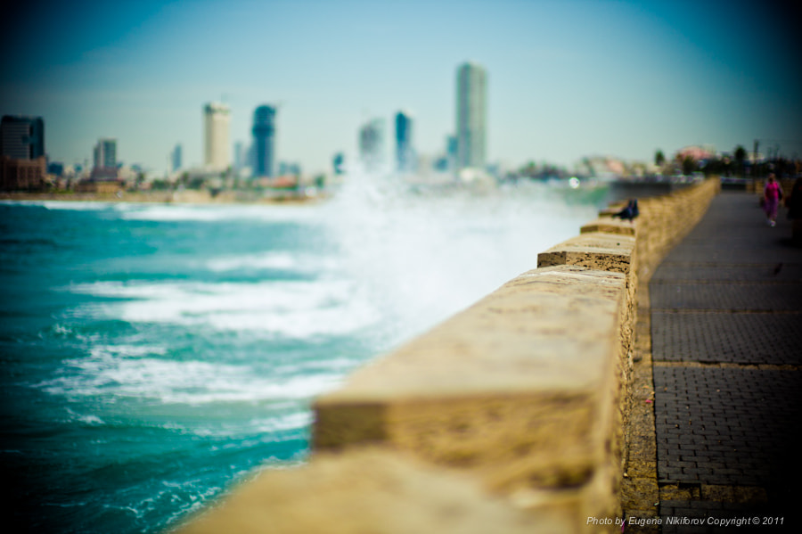 Photograph Yaffo, Tel Aviv by Eugene Nikiforov on 500px