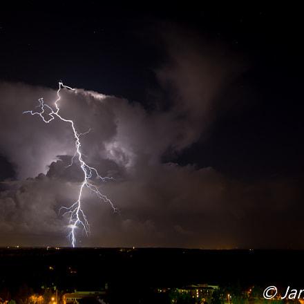 Lightning in Finland