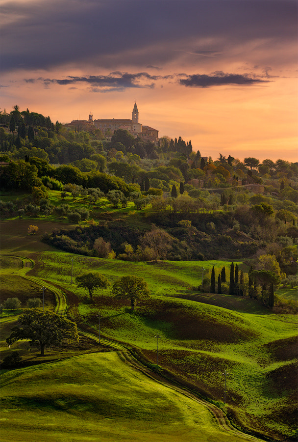 Photograph Castle on the hill by Sergey Louks on 500px
