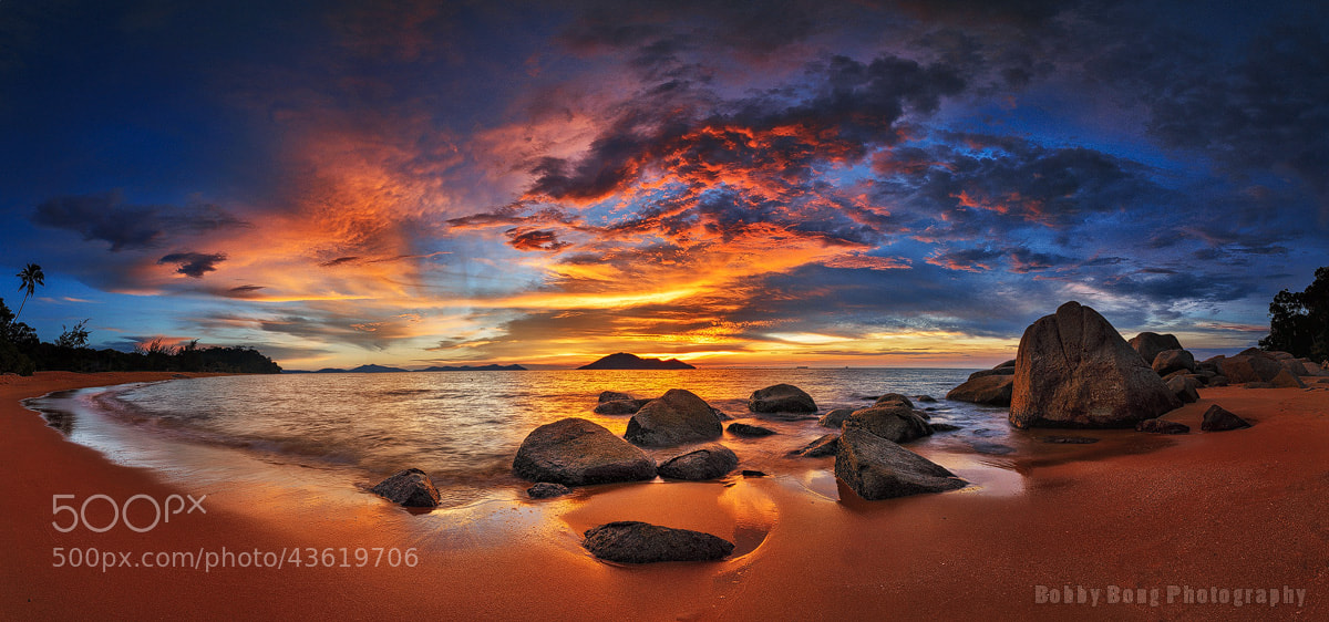 Photograph Senja Membara by Bobby Bong on 500px