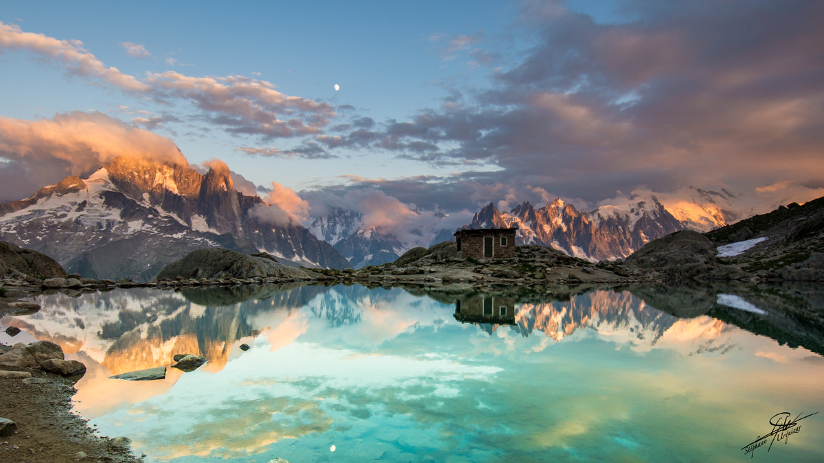 Photograph Crystal Water by Stéphane Urquizar on 500px