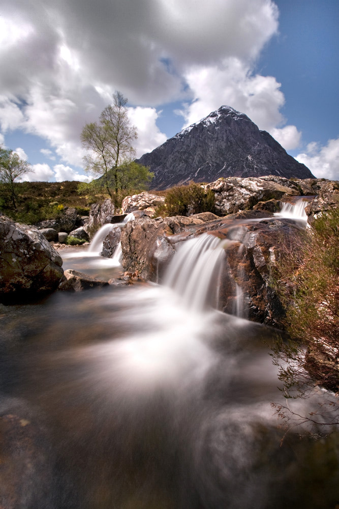 Photograph The Buachaille - Glencoe   by Stephen Emerson on 500px