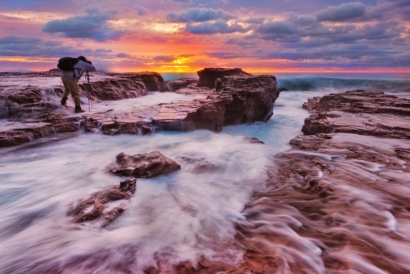 Photograph Seascape Photographer by Wolongshan  on 500px