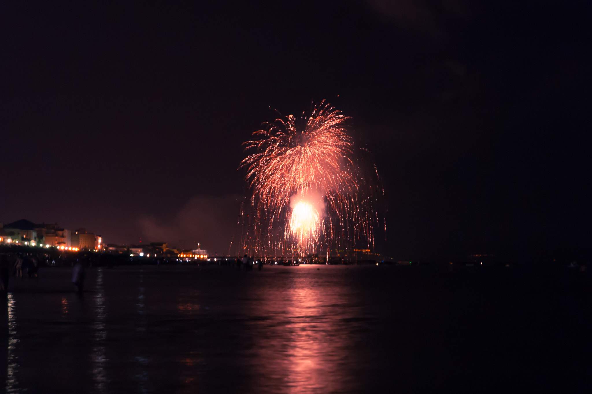 Photograph Sea of fireworks (1) by Andrea Mazzocchetti on 500px