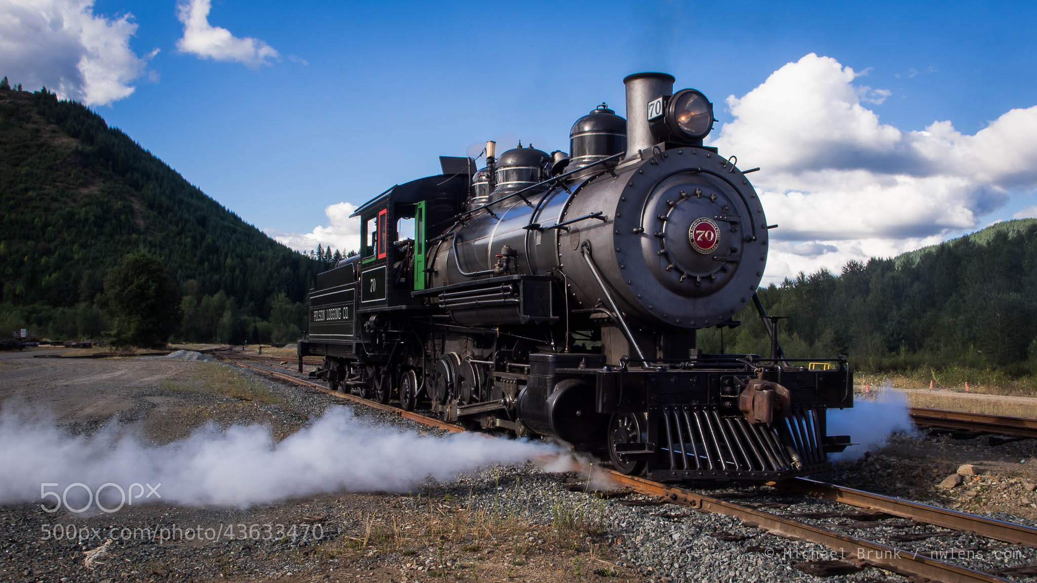 Photograph Old No. 70 by Michael Brunk on 500px