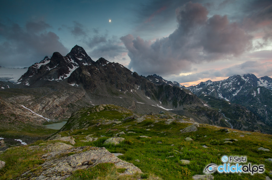 Photograph Vent du soir sur le Grand Assaly (Valle della Thuile, Valle d'Aosta - Vallée d'Aoste) by Francesco Sisti on 500px