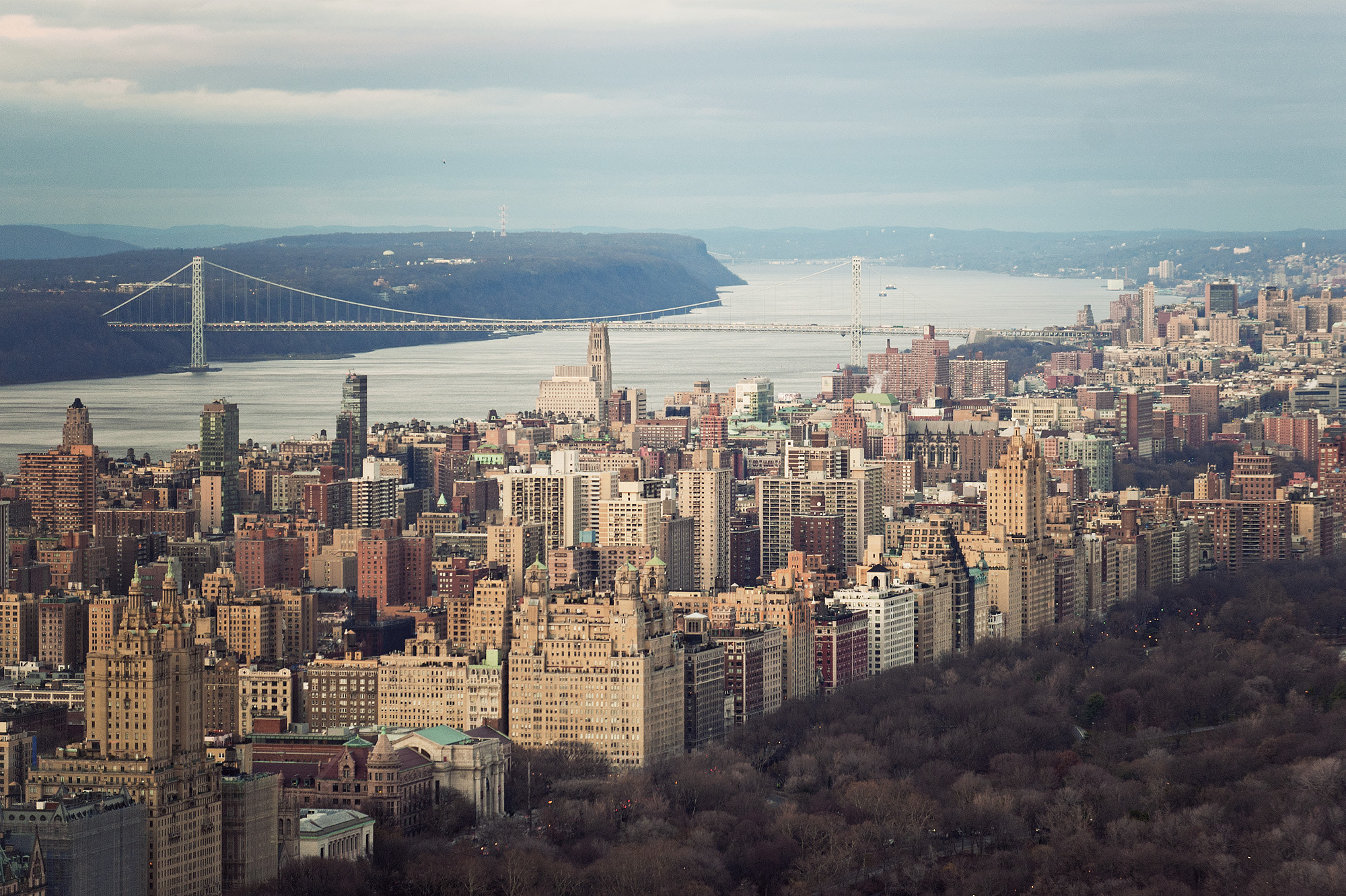 Photograph Top of the Rock by Raphaël Dupertuis on 500px