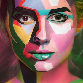 Sculpture face by Alexander Khokhlov on 500px.com